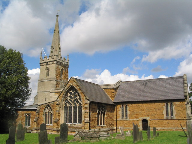 Frisby Church