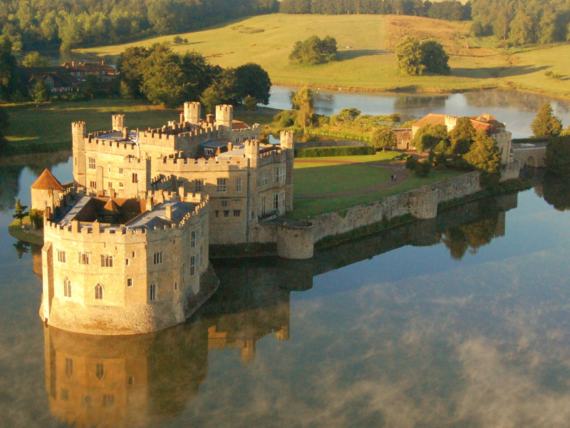 Leeds-Castle-England-Photo