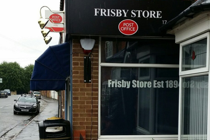 Frisby news