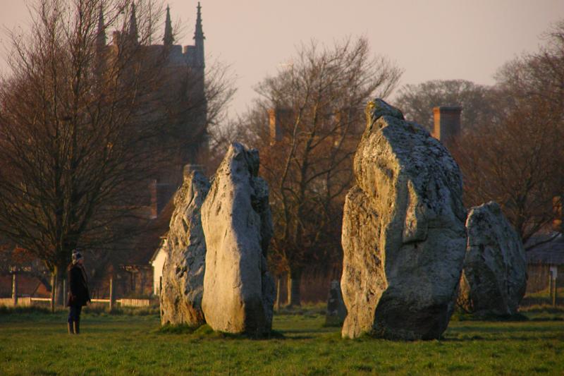 Avebury-stone-circle